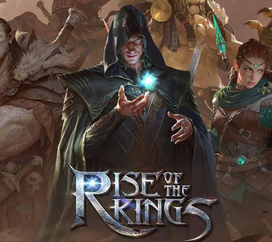 خرید جم rise of the kings